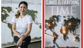 Time випустить обкладинку із материками, що палають, аби привернути увагу до кліматичних змін на планеті