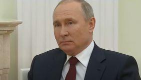 Путін відповів на пропозицію Зеленського зустрітися на Донбасі