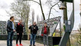 У Києві вшанували пам'ять Героя Небесної Сотні – журналіста Василя Сергієнка