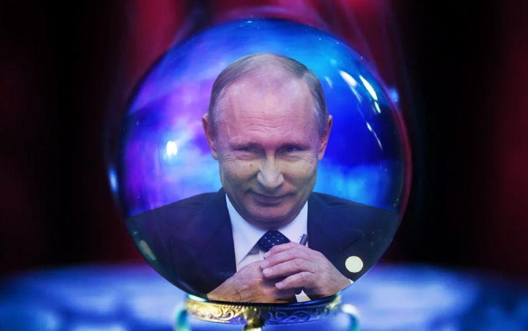 Гадання на Путіна. Моніторинг інформаційних каналів 12-18 квітня 2021 року