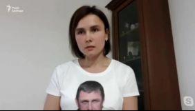 Дружина арештованого в Криму журналіста Єсипенка записала відеозвернення до Дня свободи преси (ВІДЕО)