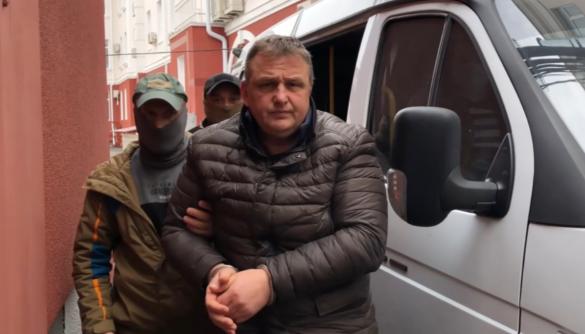 Експертиза не знайшла відбитків пальців журналіста Єсипенка на «вилученій» у нього гранаті – адвокат