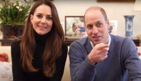 Принц Вільям та Кейт Мідлтон створили власний YouTube-канал