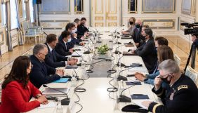 На пресконференцію Зеленського та Блінкена хотіли акредитуватися понад 100 журналістів – Офіс президента