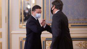 Зеленський зустрівся з Блінкеном та анонсував «дуже серйозну угоду» із США: головні тези пресконференції
