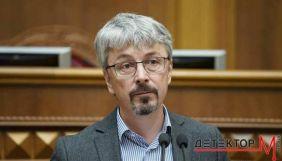Ткаченко: За наявності закону про медіа санкції РНБО проти «каналів Медведчука» могли би бути непотрібними