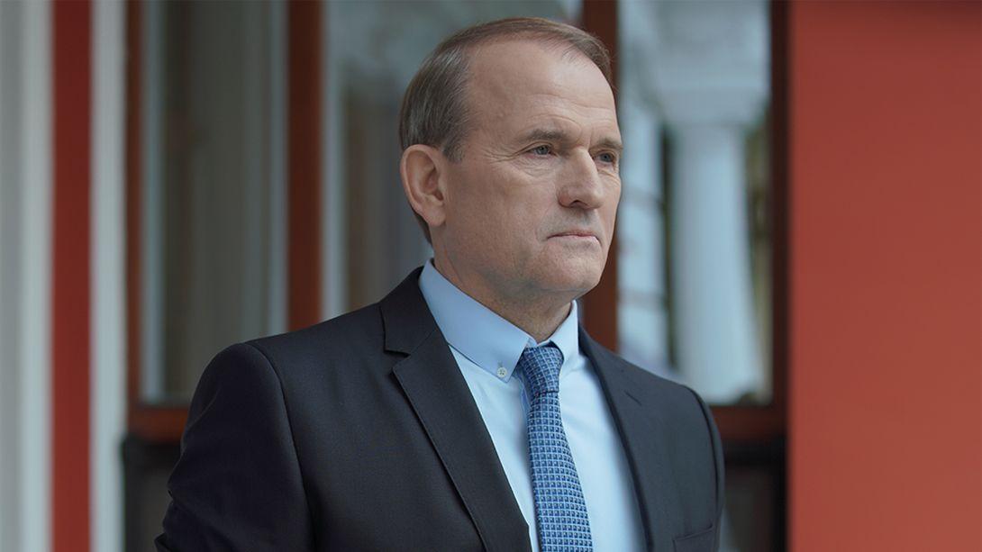 «ОПЗЖ» назвала підозри Медведчуку та Козаку «помстою та політичною розправою»