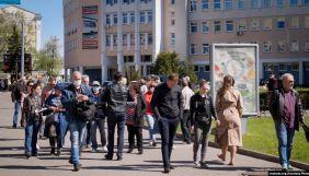 У Могильові затримали журналістів, які прийшли висвітлювати суд над опозиційними активістами