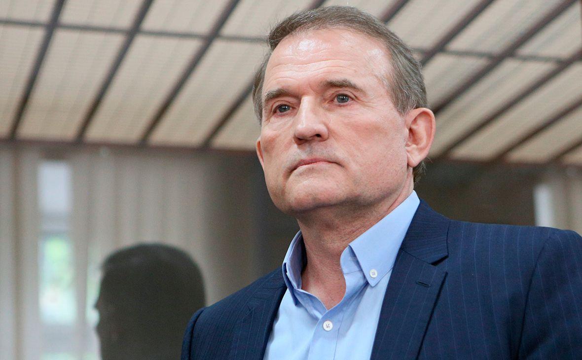 Суд відправив Віктора Медведчука під цілодобовий домашній арешт