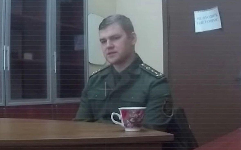 У Білорусі до 18 років колонії засудили капітана Генштабу, який передав телеграм-каналу лист голови МВС
