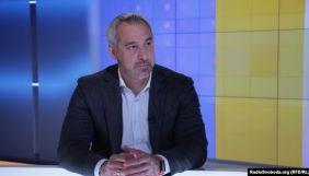 Ексгенпрокурор Рябошапка про закриття «каналів Медведчука»: Матеріали були готові ще в 2019 році