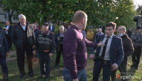 Журналіст RegioNews поскаржився до суду на поліцію, яка не відкрила справу через напад охорони очільника Харкова
