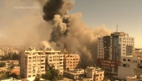 Міжнародний кримінальний суд попросили визначити, чи були військовими злочинами авіаудари Ізраїлю по редакціям ЗМІ