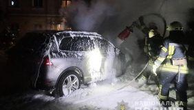 Суд обрав запобіжний захід підозрюваному в підпалі авто засновника порталу DTP.Kiev.ua