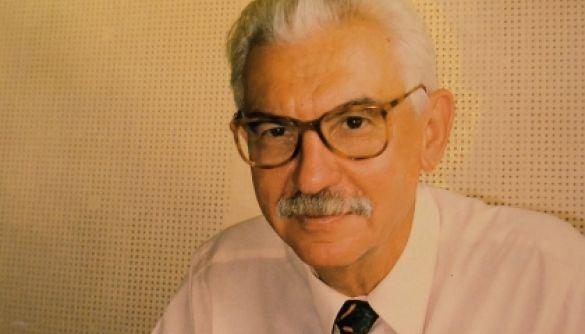 Помер відомий український журналіст-міжнародник Аркадій Сидорук