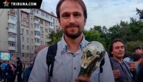 У Білорусі журналіст видання «Трибуна» отримав 15 діб арешту