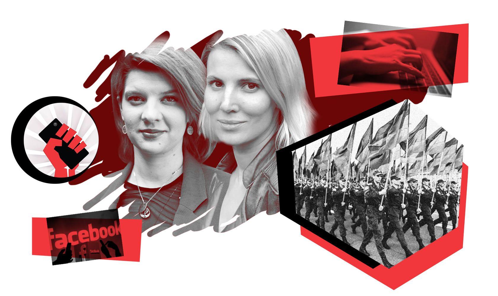 Що робити, коли бреше Арестович і Facebook? Пояснюють керівниці нових центрів при РНБО та Мінкульті