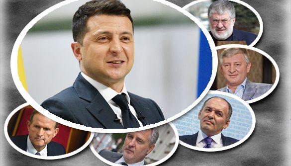 Юристи про законопроєкт про олігархів: Коломойський, Пінчук, Медведчук, Фірташ можуть не підпасти під визначення «олігарха»