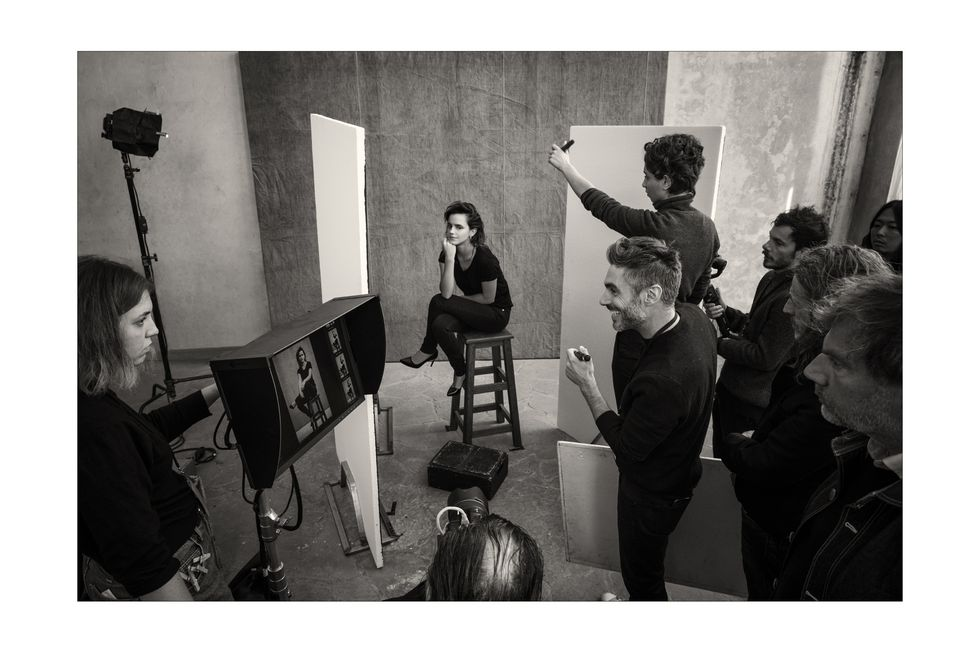 Музикант і фотограф Брайан Адамс зніме календар Pirelli-2022