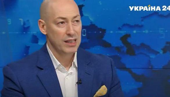 Дмитро Гордон про «спецоперацію» інтерв'ю з Гіркіним: називайте мене Брюс