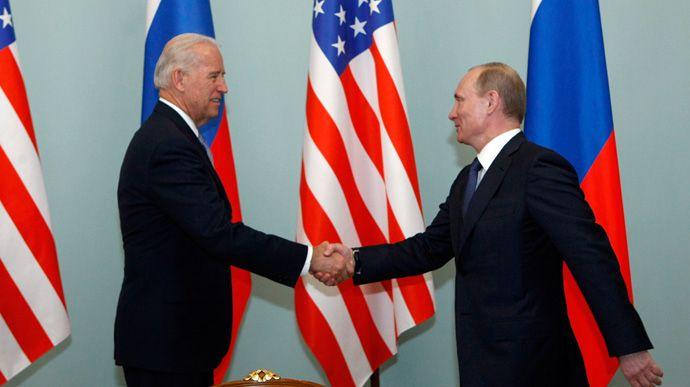 Байден і Путін не проводитимуть спільну пресконференцію за результатами зустрічі