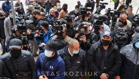 Поліція не розслідує жодної справи за фактом перешкоджань ЗМІ під час суду над Медведчуком