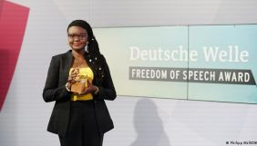 Премію DW «За свободу слова 2021» отримала Тоборе Овуорі за репортаж про торговців людьми в Нігерії