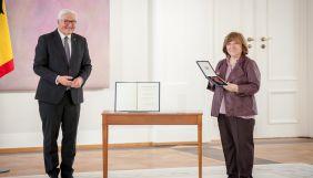 Білоруська письменниця Світлана Алексієвич отримала одну з найвищих нагород Німеччини