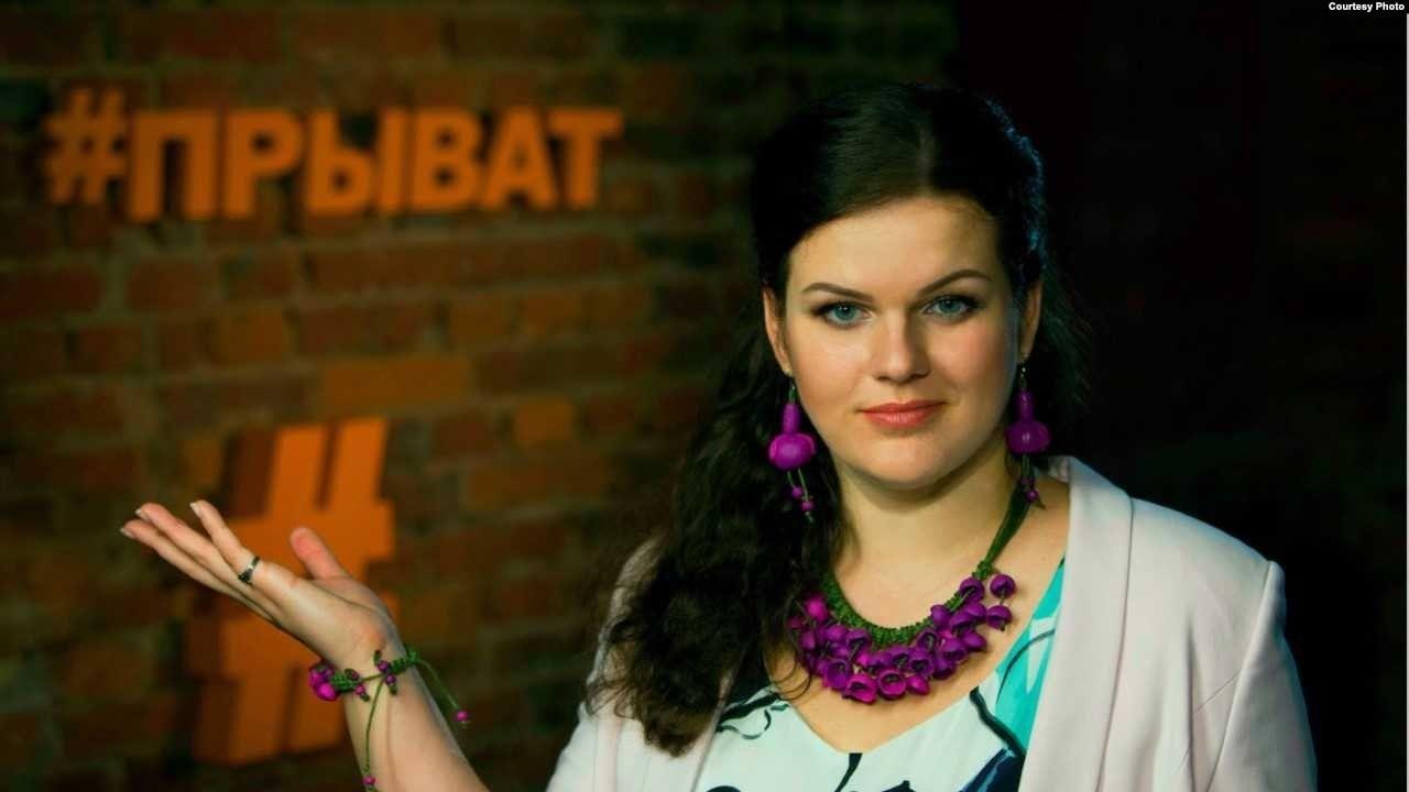 «Втікала лісами і болотами». Білоруська телеведуча залишила країну через кримінальне переслідування