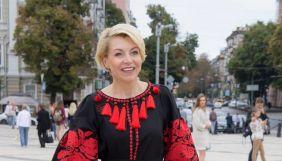 Оксана Соколова отримала нагороду за заслуги перед ЗСУ