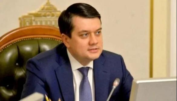 Разумков розповів, чому не підтримав санкції проти Медведчука та Козака
