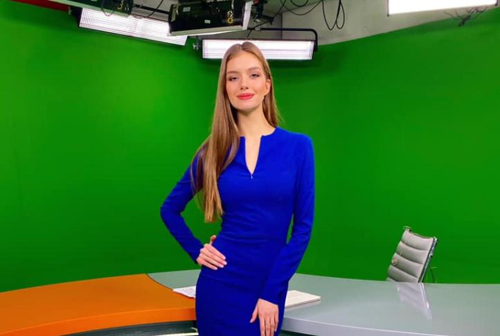 Олександра Кучеренко стала ведучою програми «Факти. Спорт» на ICTV