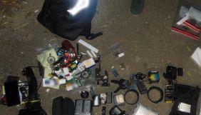У Києві затримали працівника телеканалу, який викрав техніки на понад 200 тисяч гривень