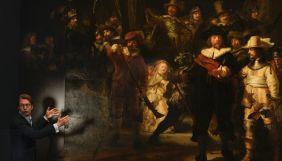 Штучний інтелект допоміг відновити відому картину Рембрандта, «обрізану» близько 300 років назад