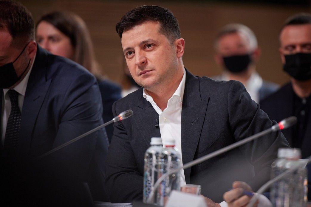 Зеленський щодо закидів Путіна про «зовнішнє управління» Україною: Це пропагандистська мантра