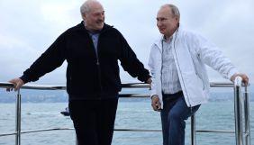 Путін і Лукашенко увійшли до оновленого списку «ворогів свободи преси»