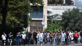 Майже 50 журналістів постраждали від нападів радикалів, які намагались зірвати ЛГБТК(ІА+)-прайд у Тбілісі