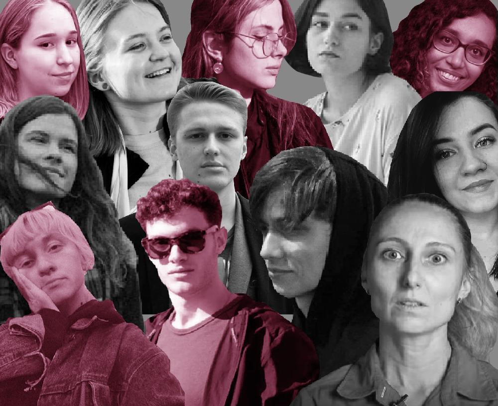 «Справа студентів». До 2,5 років просить білоруська прокуратура для 12-ох студентів та викладачів білоруських вишів за осінні протести