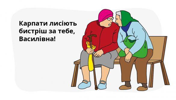 Тест на зраду: топ-5 міфів про ліси України