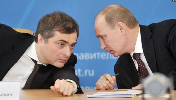 Сурков оголошує кремлівський ультиматум. Огляд проникнення російської пропаганди в український медіапростір у червні 2021 р.