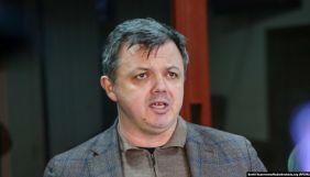 Суд відпустив Семенченка з-під варти під домашній арешт