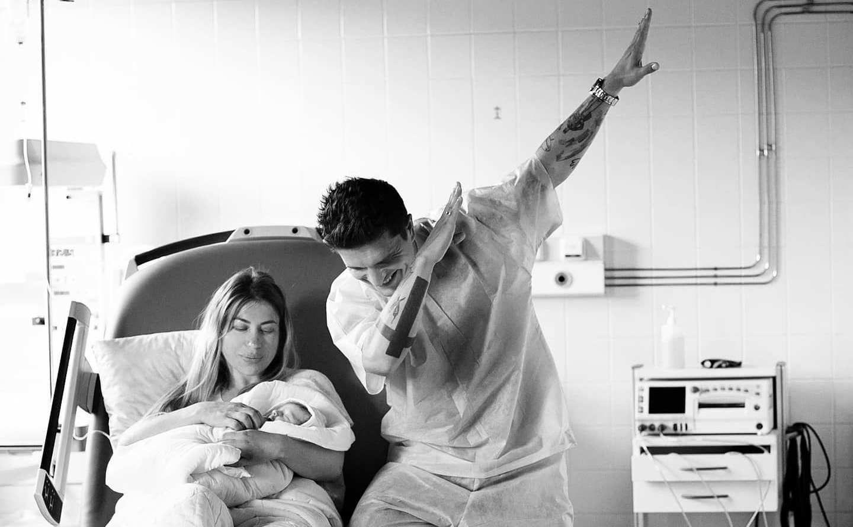 Ведучий Анатолій Анатоліч втретє став батьком