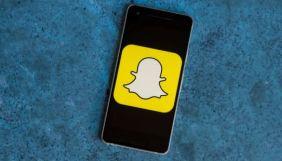 Snapchat за рік наростив щоденну аудиторію на 23% та наблизився до позначки у 300 млн користувачів