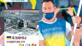 Україна – Чорнобиль, Італія – піца: ведучі південнокорейського каналу вибачились за стереотипне представлення країн на Олімпіаді