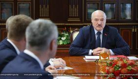 Лукашенко на тлі репресій проти журналістів заявив про «наведення ладу в інформаційному полі» Білорусі