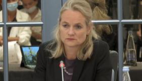 «Ми заніміли». Євродепутатка про грузинську міністриню культури, яка вкрала мікрофон у журналістки опозиційного телеканалу