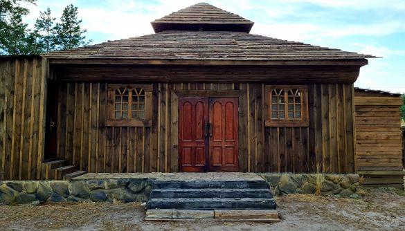 Єврейське село в лісі під Києвом. Як знімають «ШТТЛ»