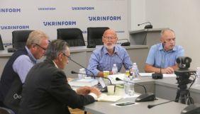 Німецький публіцист презентував у Києві книжку про Майдан, війну та окупацію Криму (ВІДЕО)