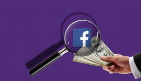 Українські політики витратили на рекламу у Facebook $1,2 млн за перше півріччя 2021 року