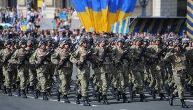 Парад і концерт до Дня Незалежності подивились 15 млн українців – ОП